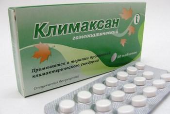 Климаксан в таблетках