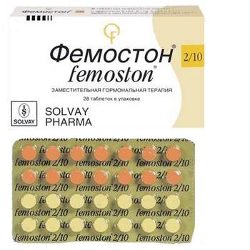 Таблетки фемостон
